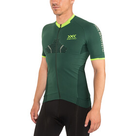 X-Bionic Invent 4.0 Bike Race - Maillot manches courtes Homme - vert